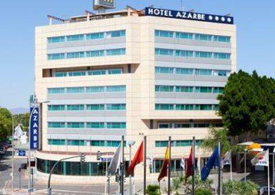 HOTEL AZARBE ****