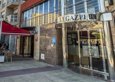 Hotel Legazpi*