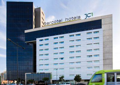 Hotel Sercotel JC1****
