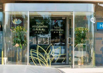 Hotel Venta Baños***